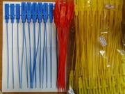 Пластиковые пломбы, одноразовые в Алматы