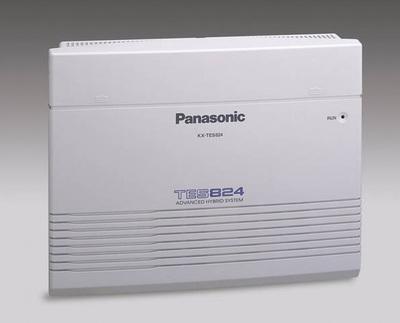 Мини Атс Panasonic KX-TES824  - main