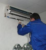 Ремонт,  монтаж (установка) до/запрвка кондиционеров в Алматы - foto 0