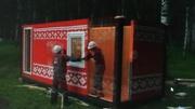 сборно-разборные контейнеры,  бытовки,  мобильный офис,  блок модули. - foto 0