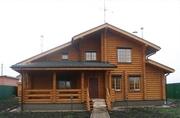 Строим дома из оцилиндрованного бревна - foto 0