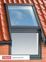 Мансардные окна Velux - foto 0
