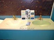 Кухонные мойки из искусственного камня POLYGRAN F-29 - foto 0