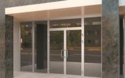 Алюминиевые фасады,  входные группы,  перегородки - foto 1