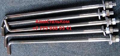 Болт фундаментный  09Г2С на заказ - main