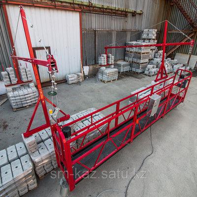 Фасадный подъёмник (строительная люлька) - main