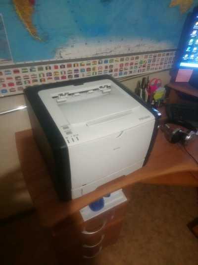 Продам Лазерный принтер RICOH SP311DN - main