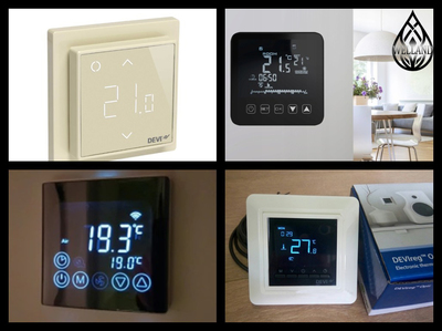 Терморегуляторы для тёплого пола - main
