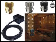 Комплекты освещения бани и сауны Cariitti для подсветки полок