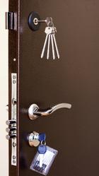 Металлические двери,   утепленные. - foto 0