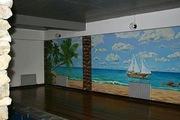 Декоративная штукатурка, барельеф, роспись стен - foto 9