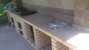 Камень натуральный и искусственный: мрамор,  гранит,  травертин - издели - foto 0