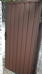 Откатные (сдвижные) ворота - foto 7